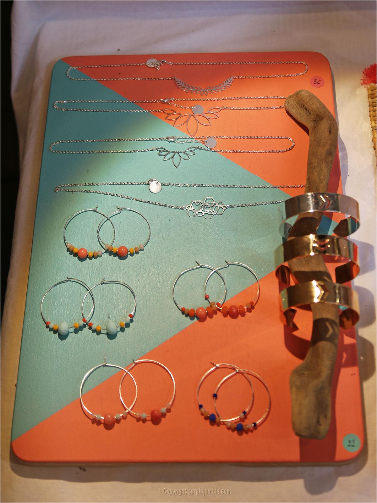 happy market créations bloom bijoux fantaisie