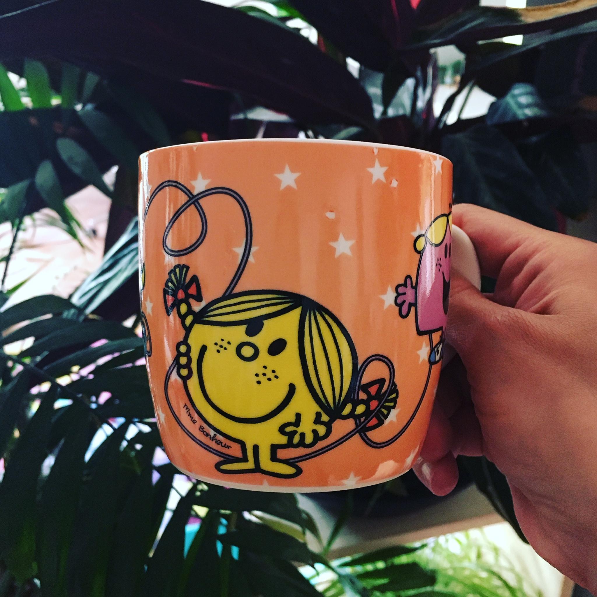 mug madame bonheur