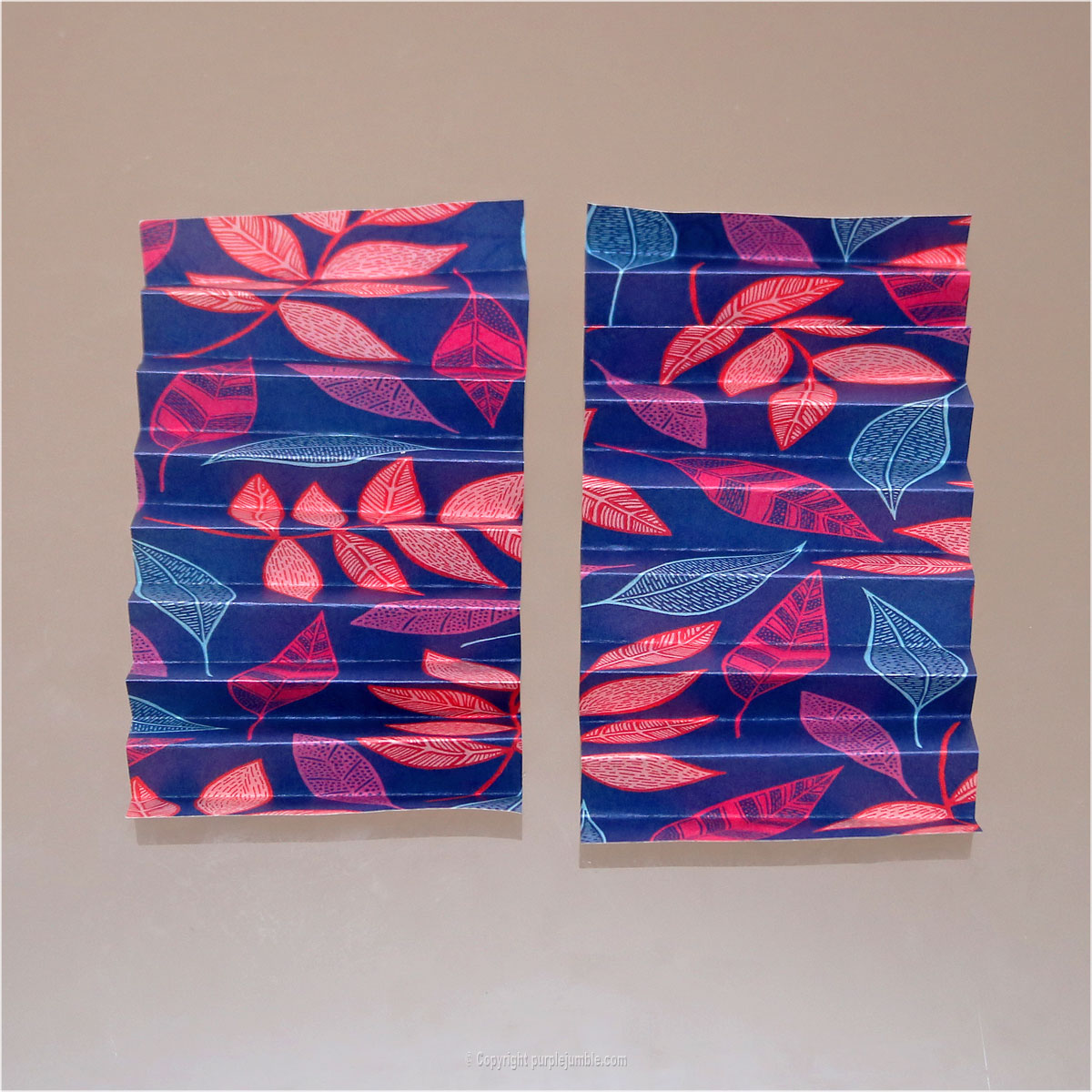 DIY rosaces papier décoration murale