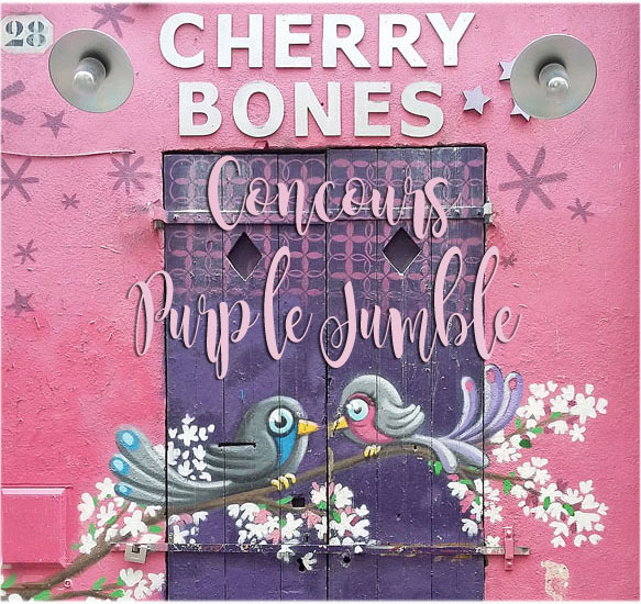 concours cherry bones bijoux