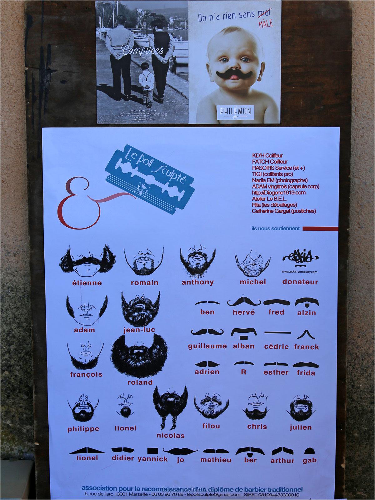 south vintage festival barbier