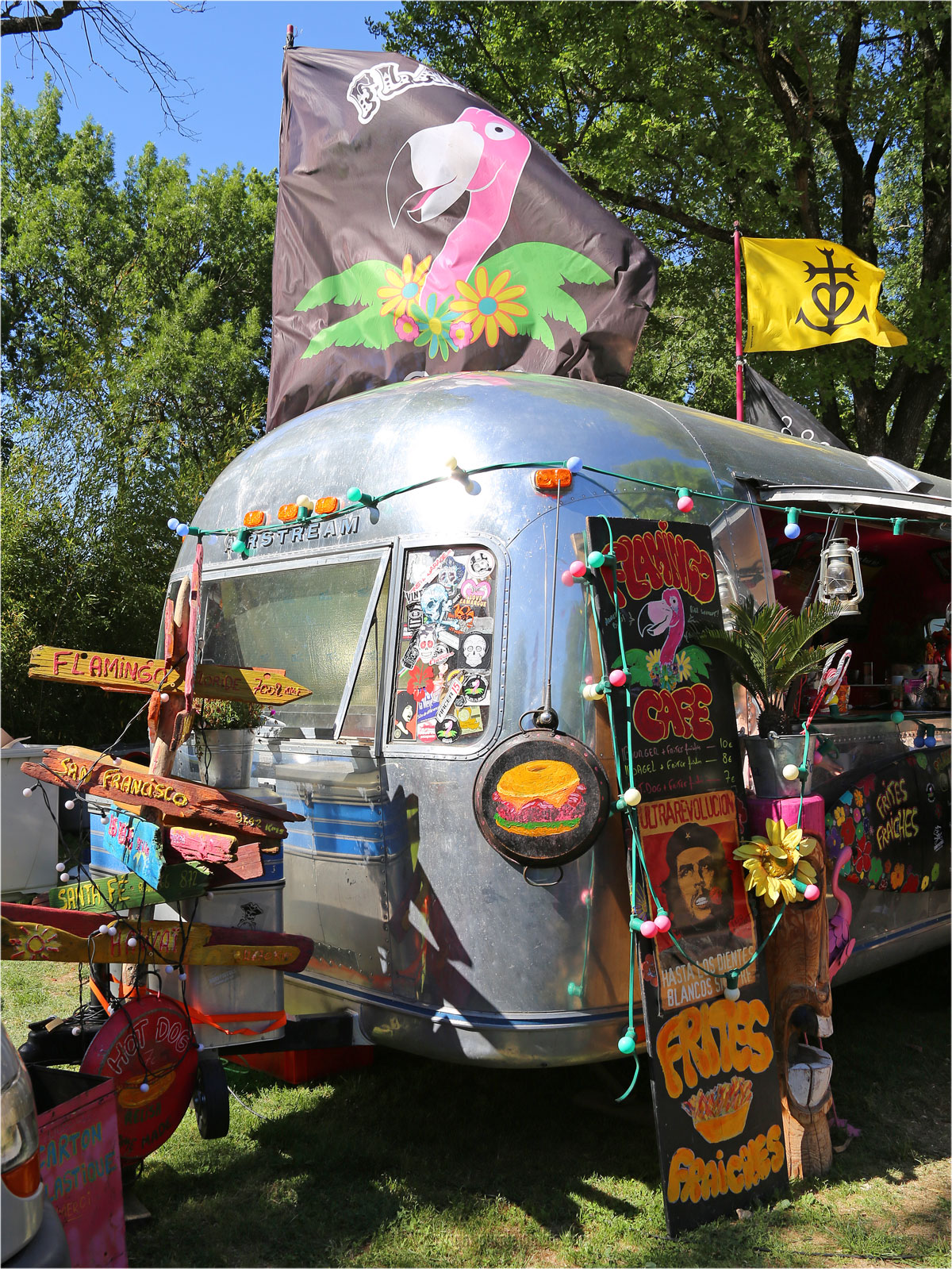 south vintage festival food truck