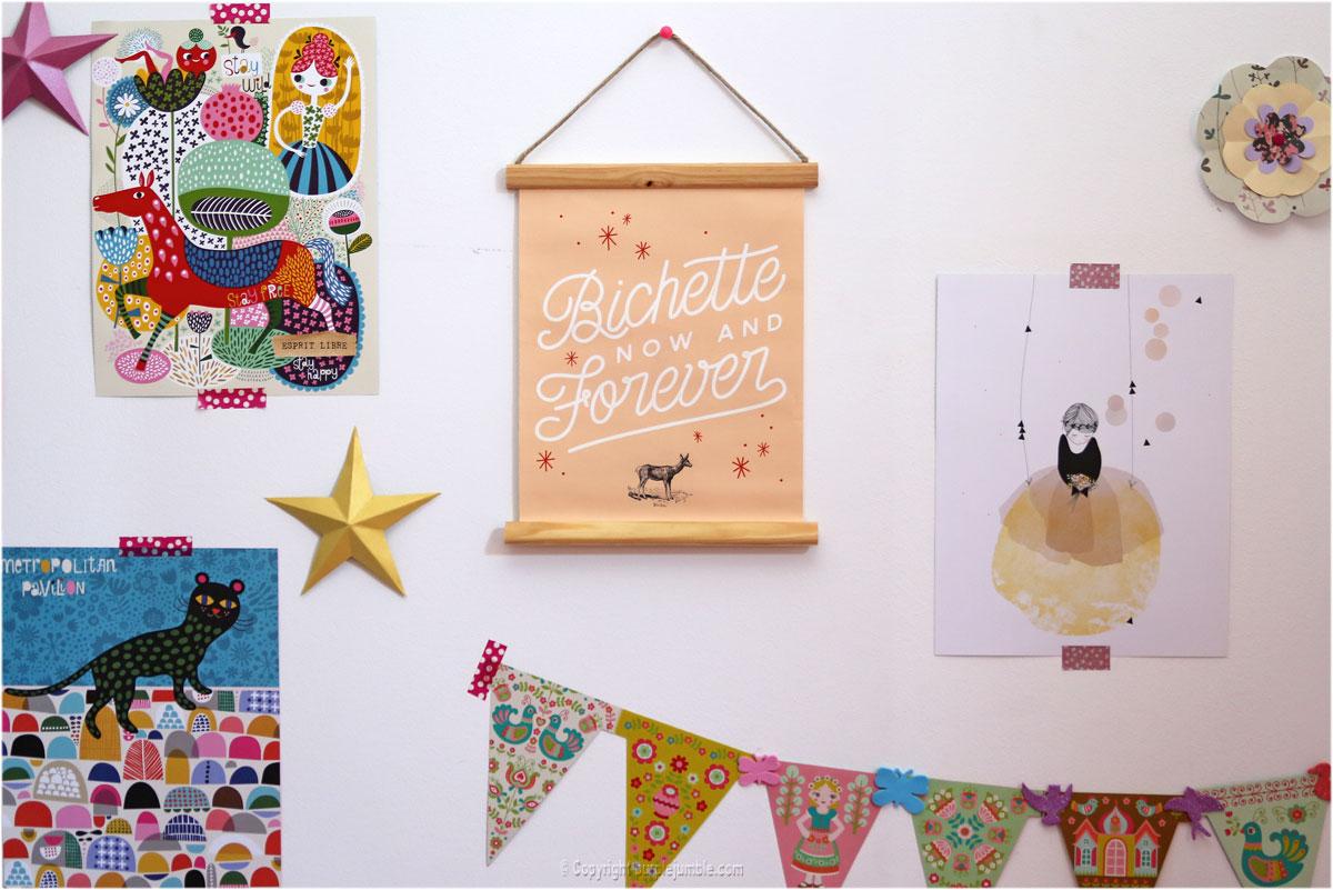 affiche lolita picco bichette
