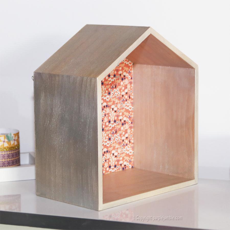 diy étagères maisons bois decospray