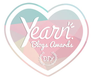 Yearn DIY blogs awards