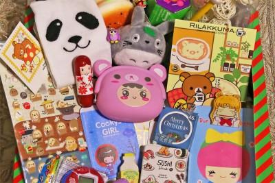 box boutique kawaii usagiii noel