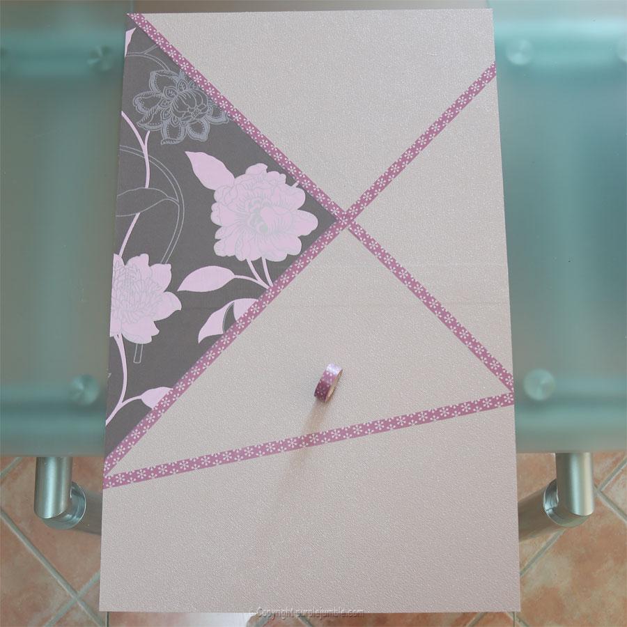 panneau aimanté magnets masking tape