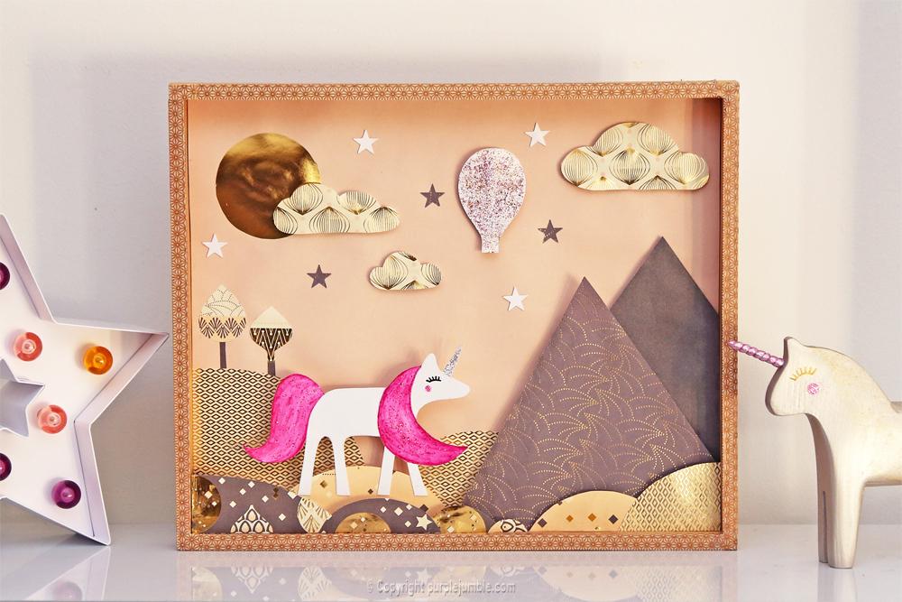 diy-cadre-licorne-papier-decoupe-13