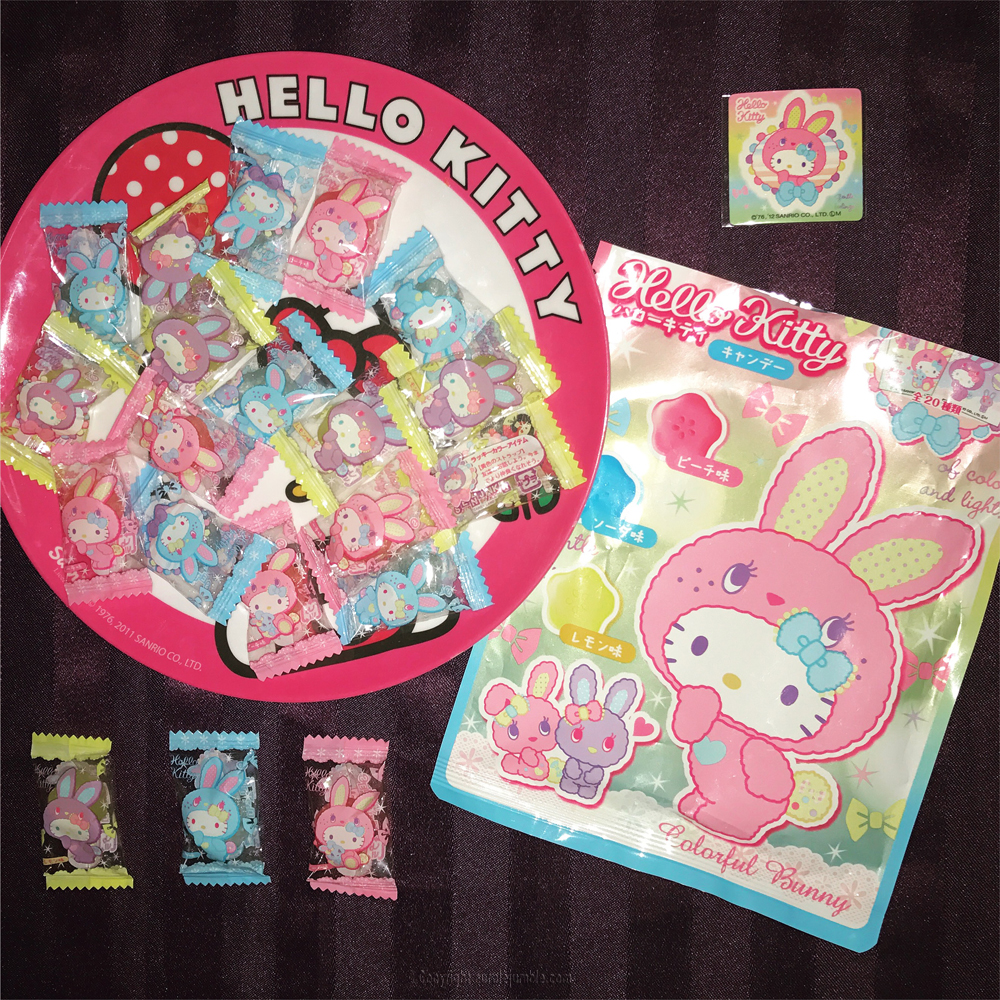 bonbons hello kitty