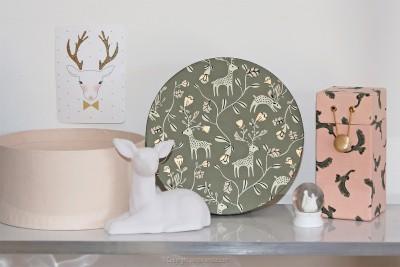 décoration monoprix biche