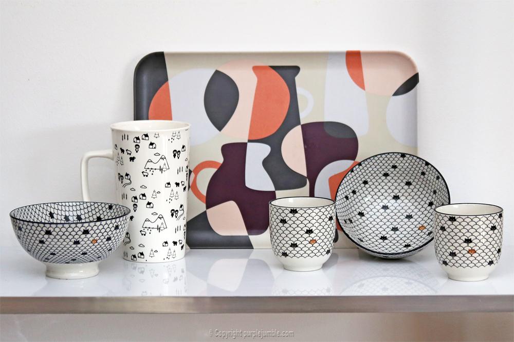 décoration monoprix pots chats