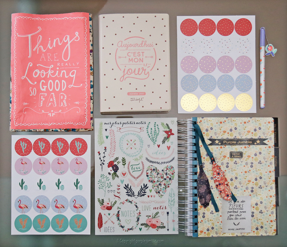 diy pochette agenda mr wonderful