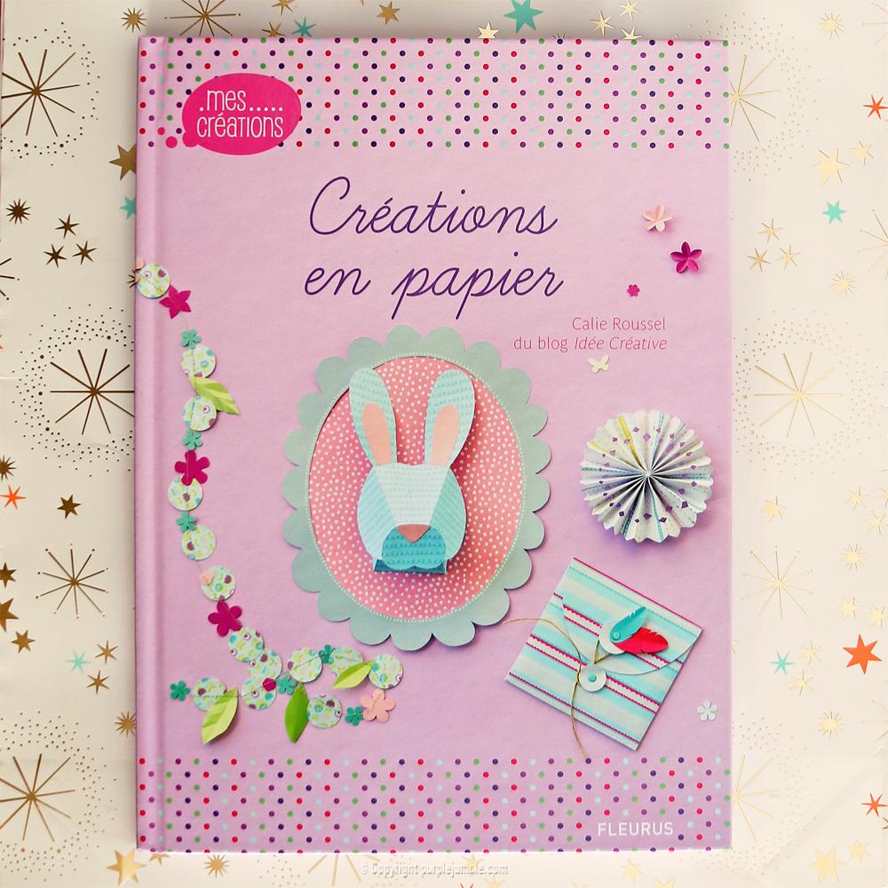 livre idée créative créations papier