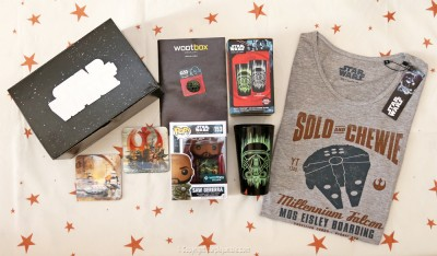 wootbox star wars rogue nation