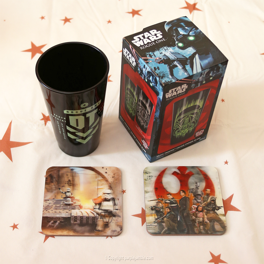 wootbox star wars rogue nation verre