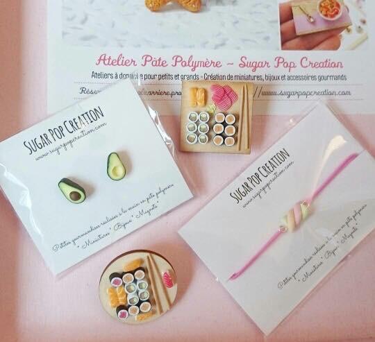 Concours Sugar pop création miniatures