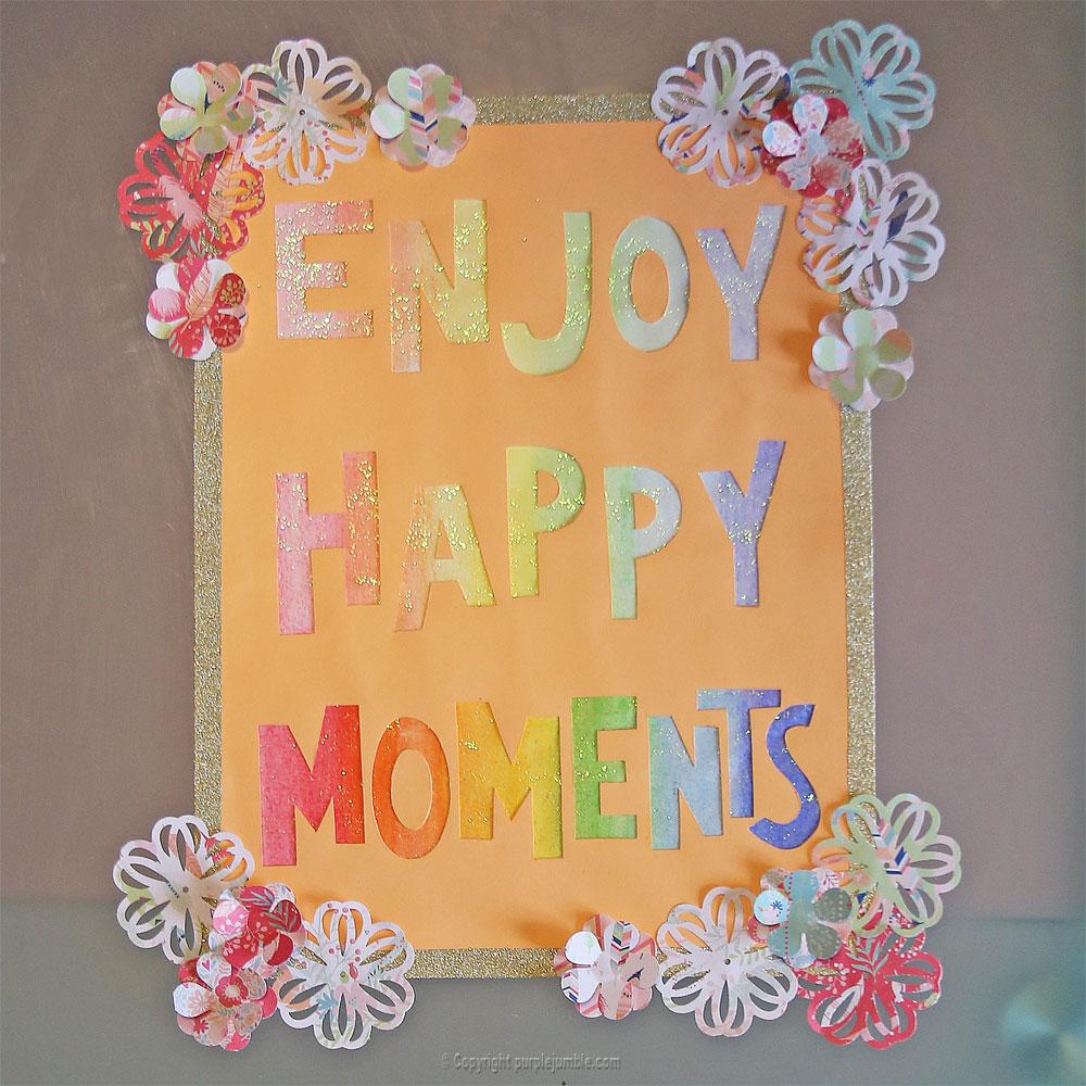 affiche enjoy happy moments final
