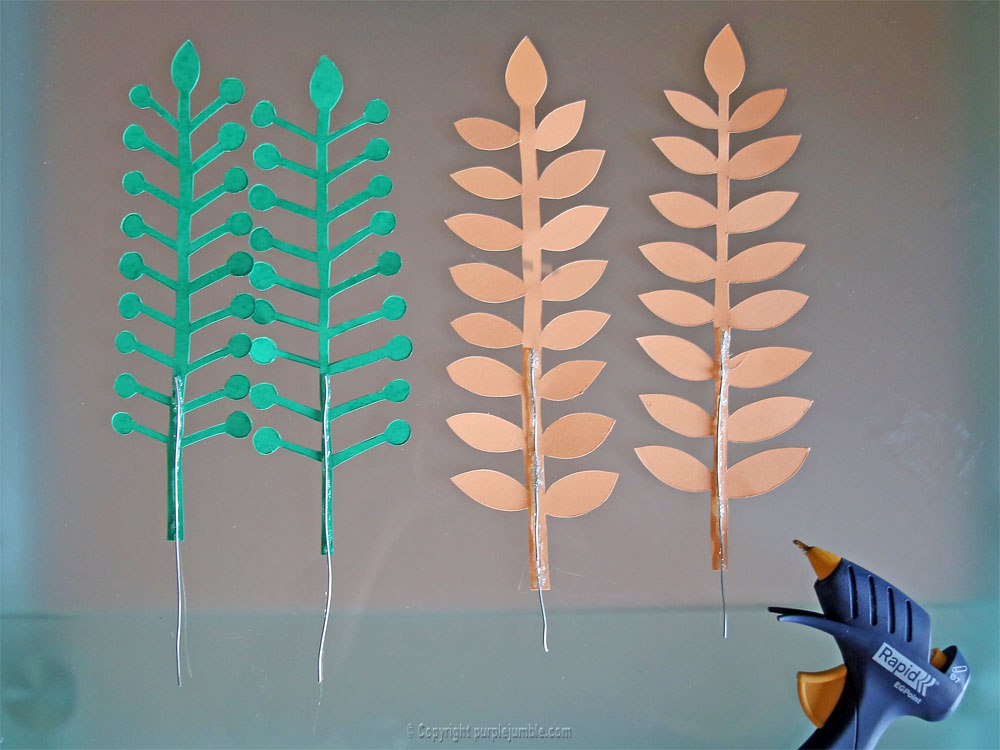 bouquet plantes papier à planter