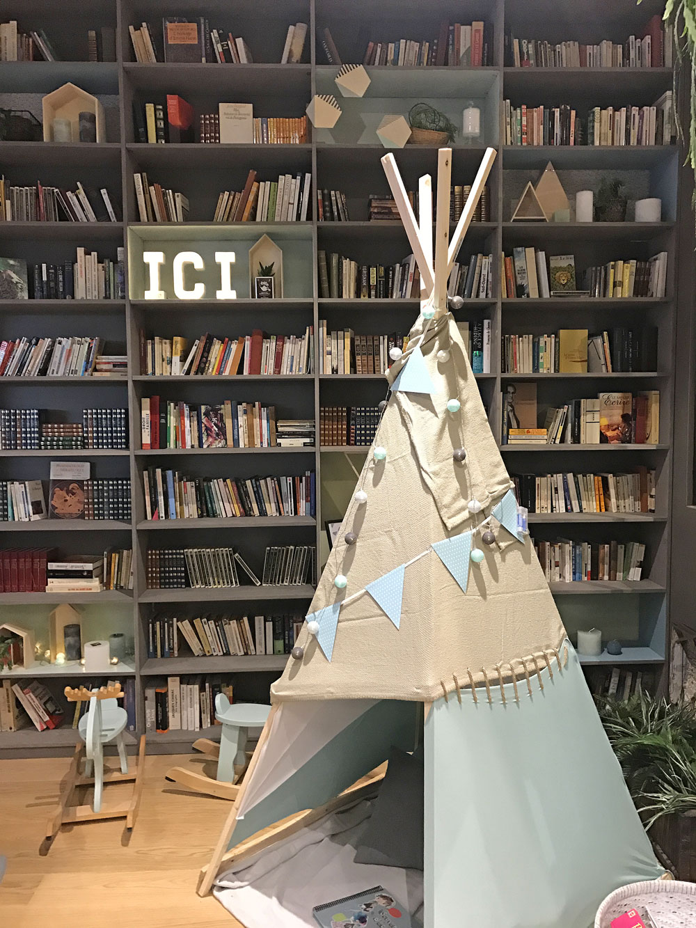 magasin zodio tipi