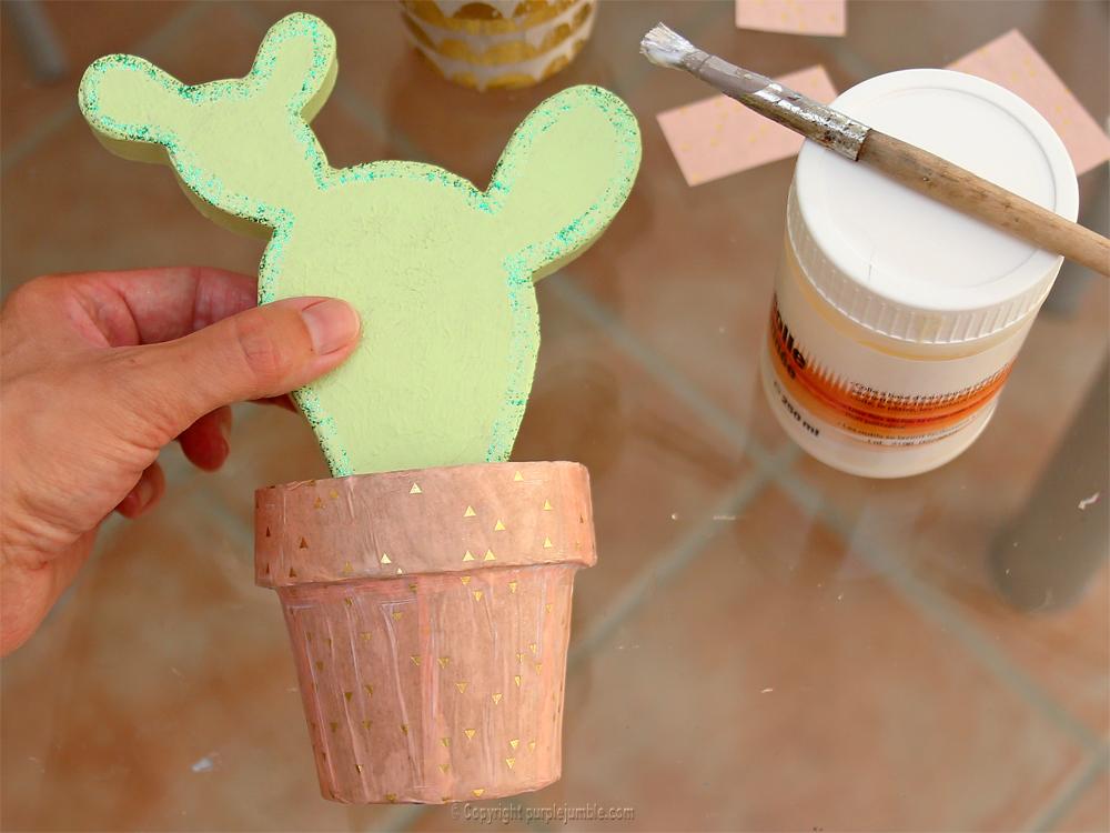 diy cactus carton creavea papier