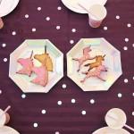 biscuits licornes plats