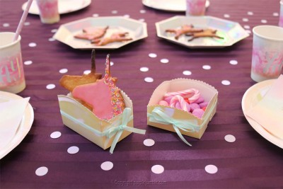 diy paniers assiettes carton finis