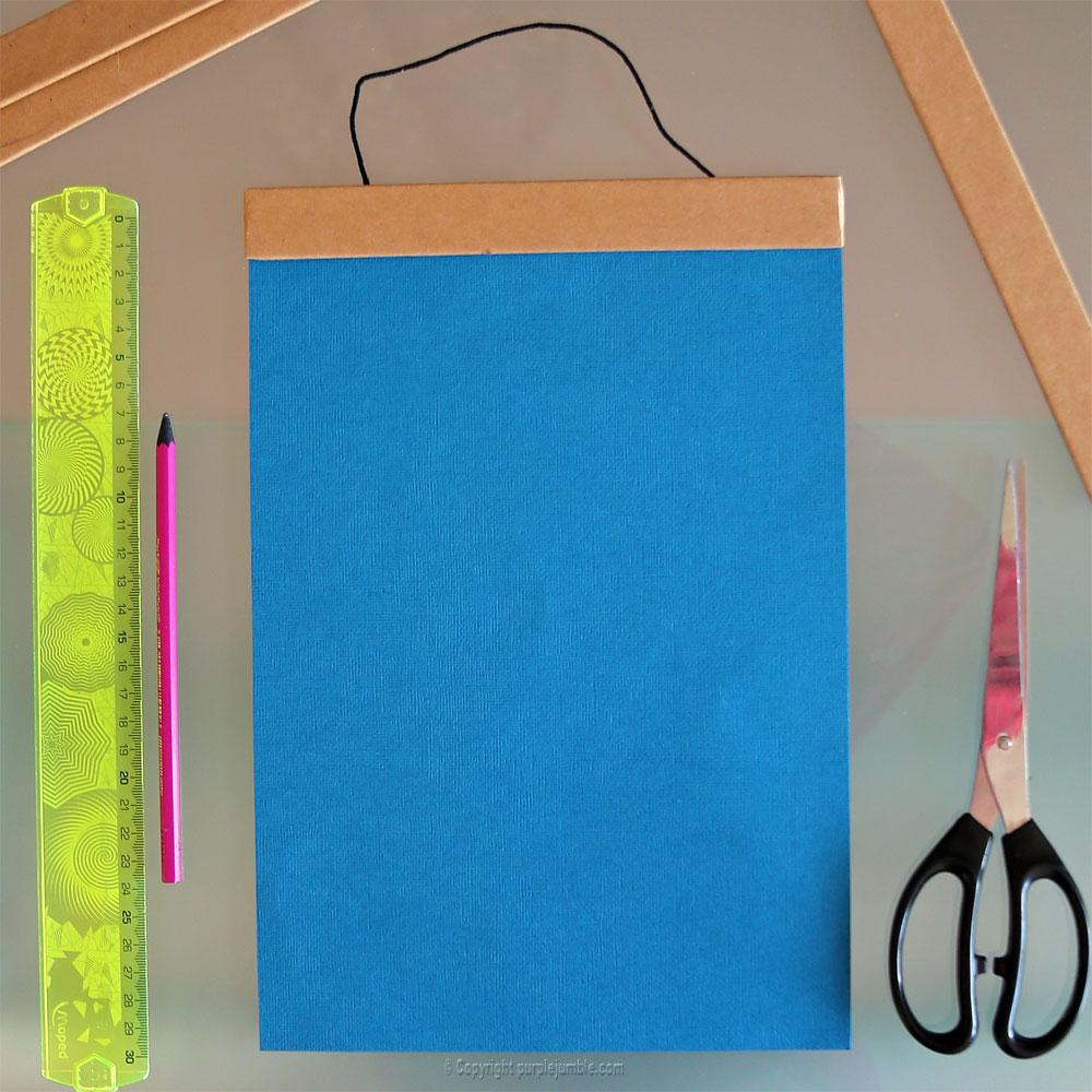 diy affiche stickers toga matériel papier