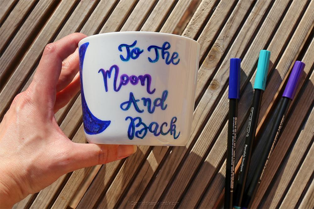 diy saint valentin mug edding étoiles