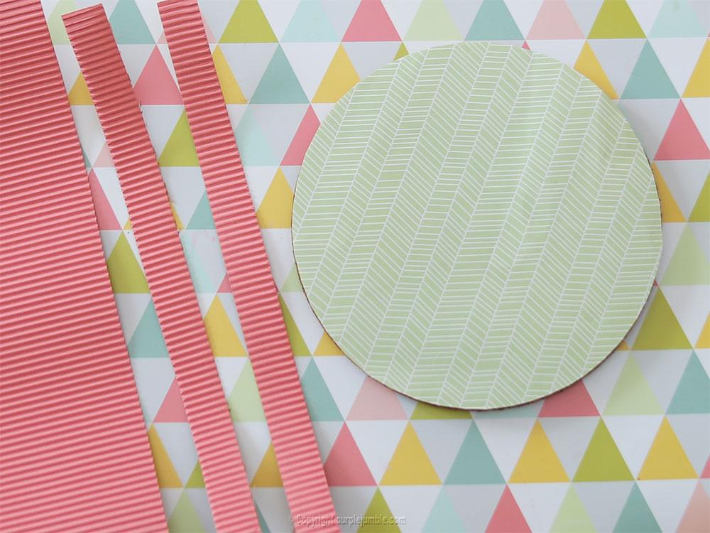 diy pâques 2018 pâte à modeler papier