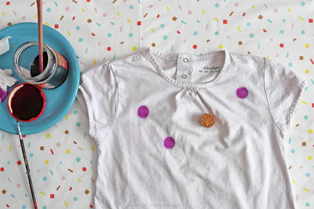 diy teinture textile coloria tampon