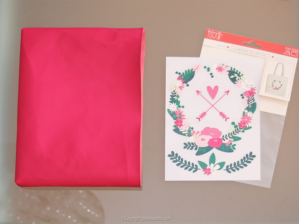 diy pochette simili cuir thermocollant
