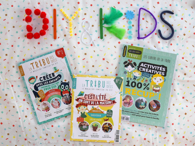 article magazine LTDI diy enfants