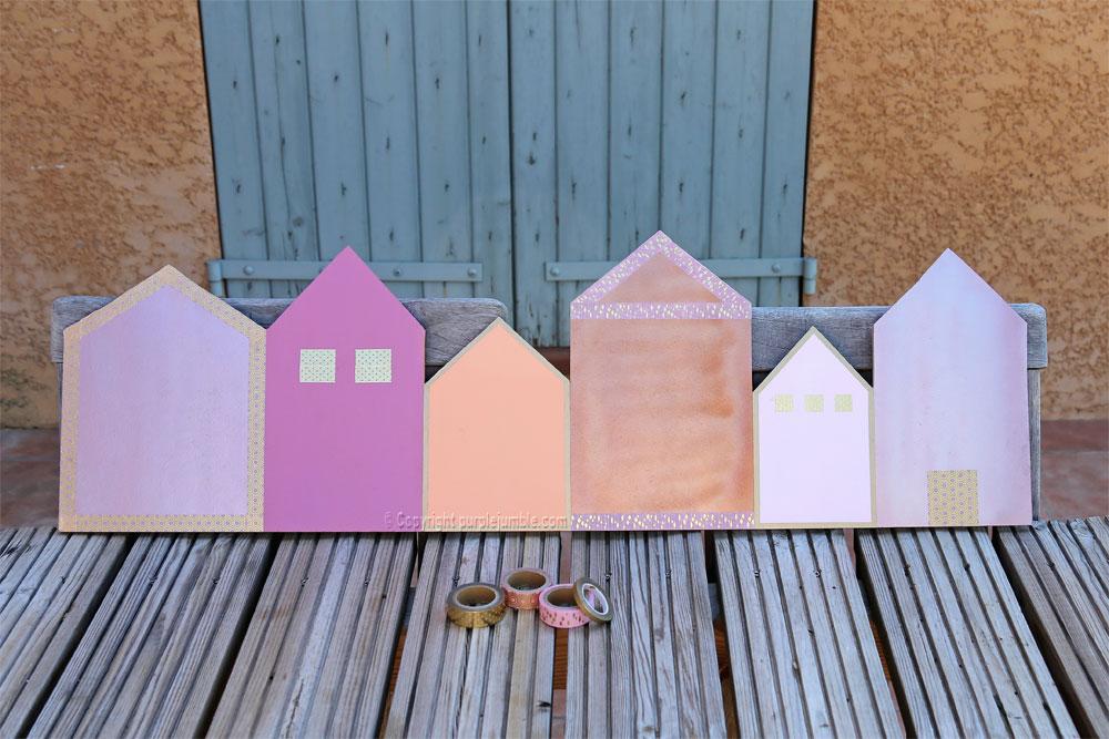 diy étagère maisons décorées