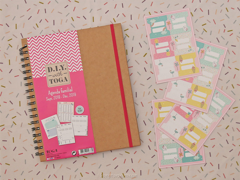 toga happy days agenda
