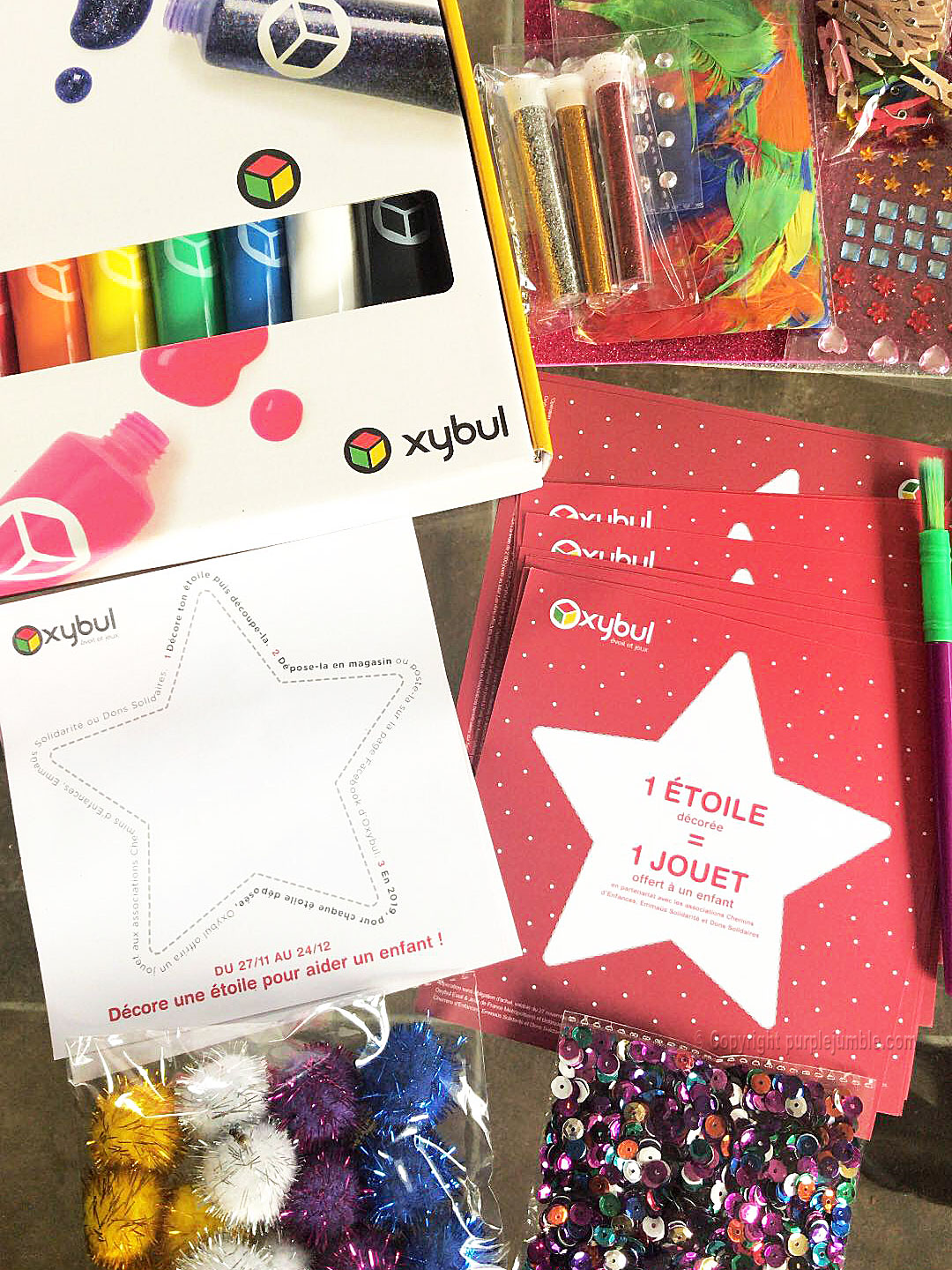 diy noel 2018 challenge oui are makers oxybul