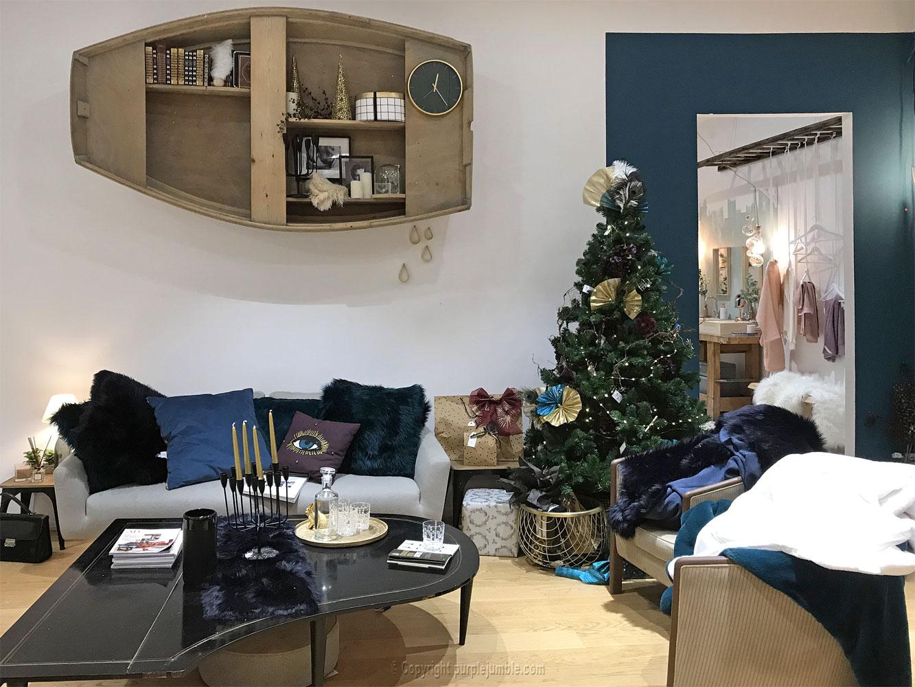 zodio noel 2018 deco maison étagère