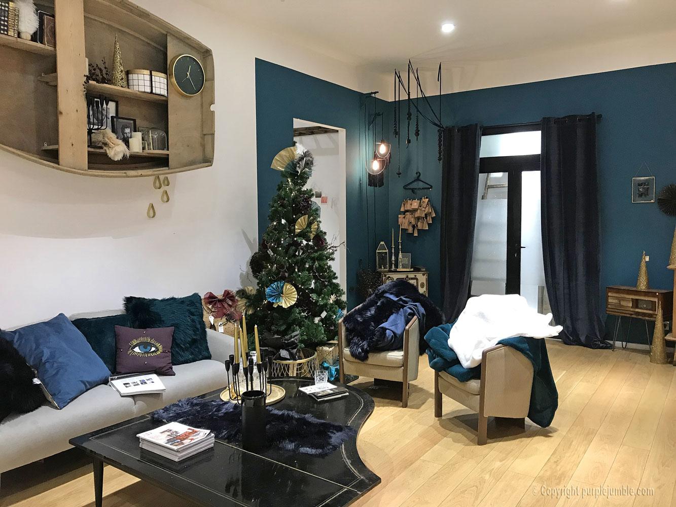 zodio noel 2018 deco maison canapé