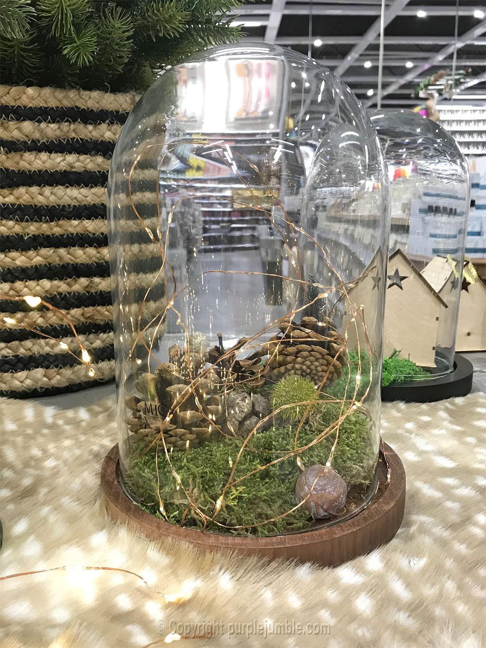 zodio noel 2018 deco maison verre