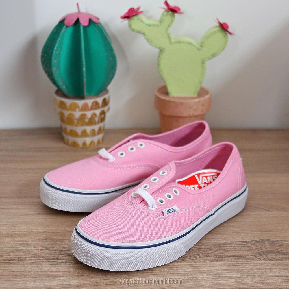 diy customisation chaussures vans