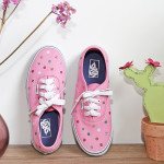 diy customisation chaussures paillettes