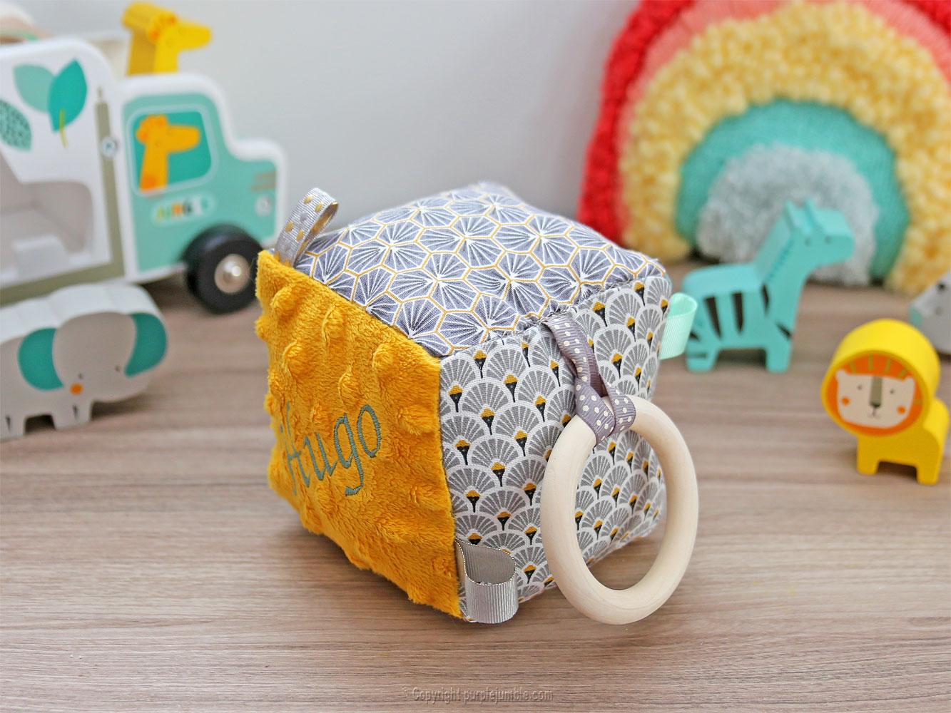 diy kit couture cube éveil coupons