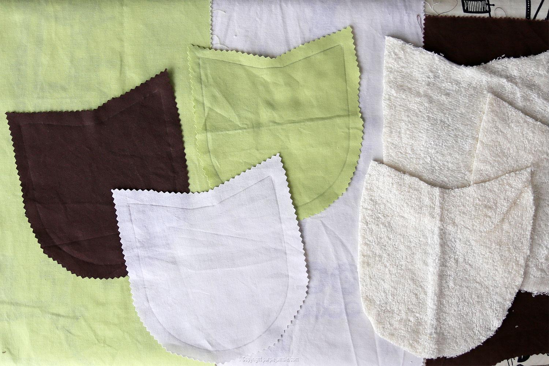 diy lingettes nettoyantes camif découpe