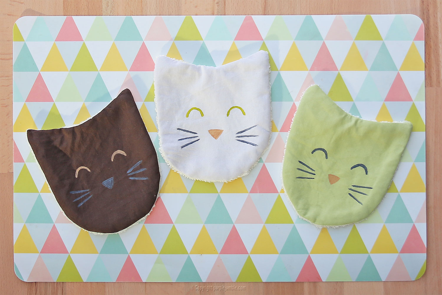 diy lingettes nettoyantes camif chats