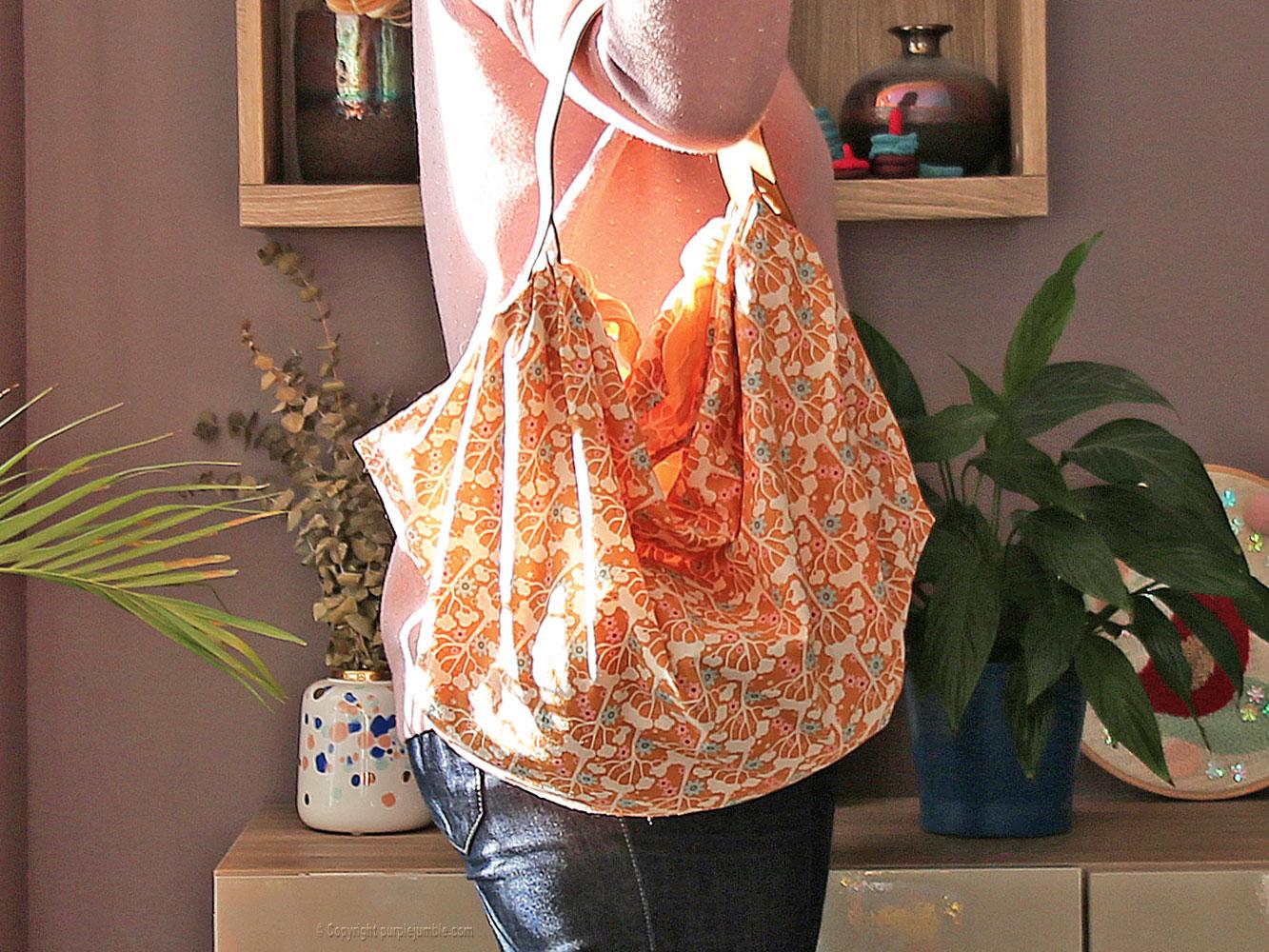 diy sac furoshiki miyako porté