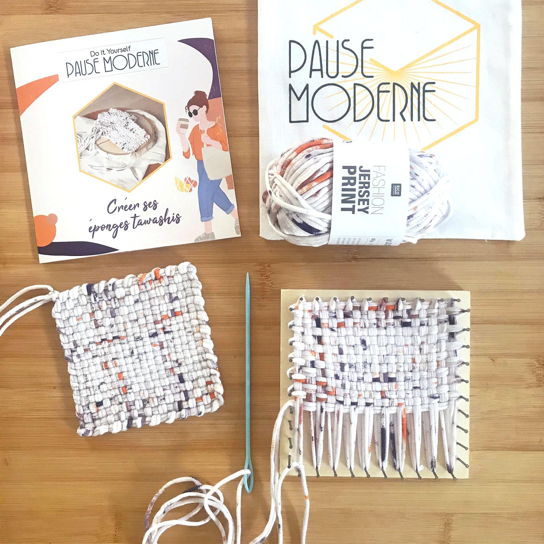box pause moderne consciente tawashi