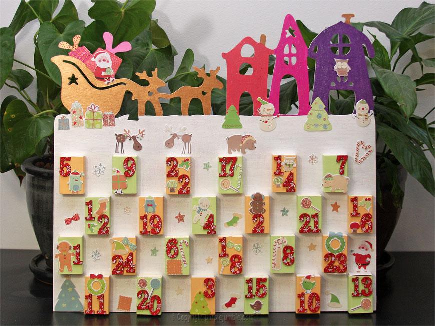 Petite Decoration A Imprimer Sur Noel