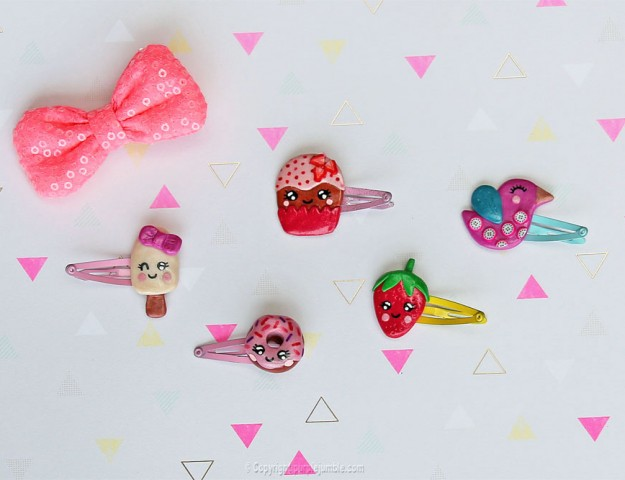 fimo kawaii projet diy photo finale