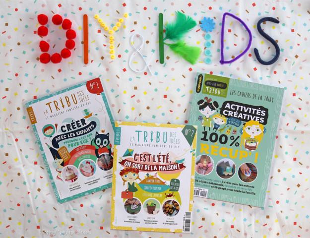 article magazine LTDI diy enfants