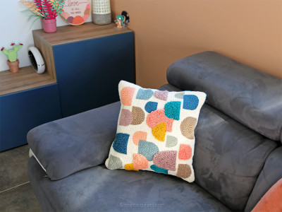 diy coussin punch needle salon