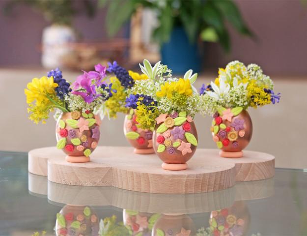 diy œufs de pâques fleurs wepam fleurs